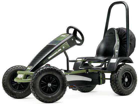Berg Toys - Kart cu pedale Jeep Wrangler