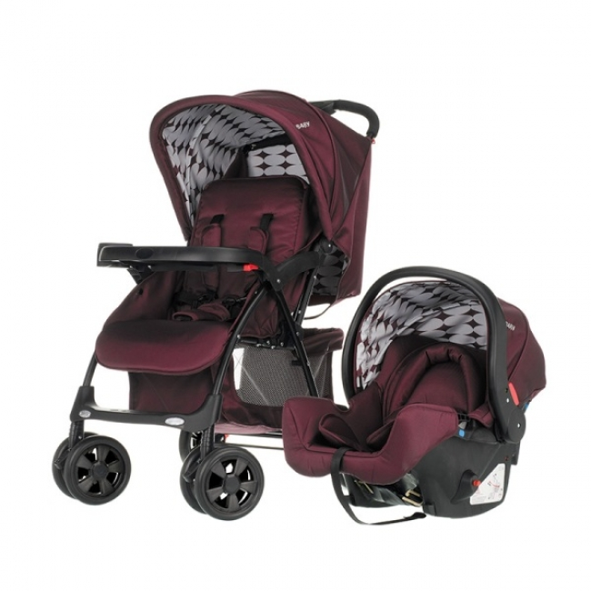Obaby - Carucior 2 in 1 Obaby Monty