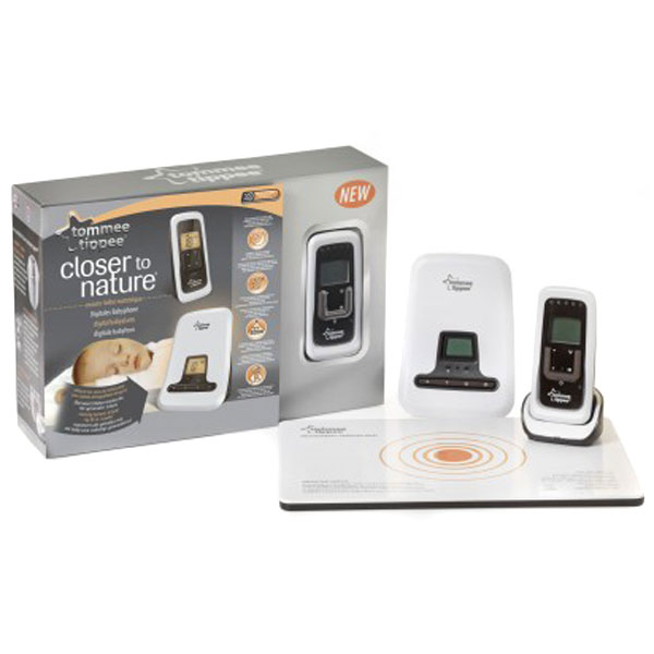 Tommee Tippee - Closer to nature Sistem de monitorizare Digital AL cu Senzor de miscare