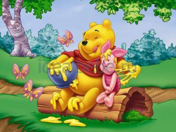Dino - Winnie the Pooh 24 piese