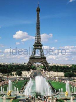 Dino - Turnul Eiffel 500 piese