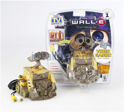 Jakks Pacific - Joc Video Wall-e