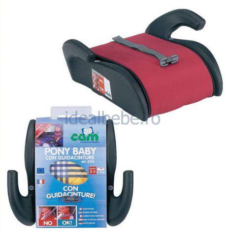 Cam - Inaltator Auto Pony Baby