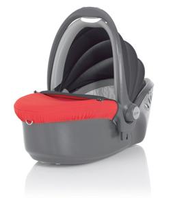 Romer - Landou Si Cosulet Auto Baby Safe Sleeper