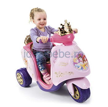 Feber - Trimotocicleta Scooty Disney Princess
