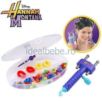Character - Aparat de impletit codite Hannah Montana