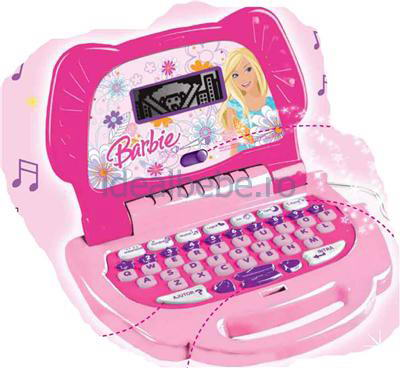 Lexibook - Laptop Barbie