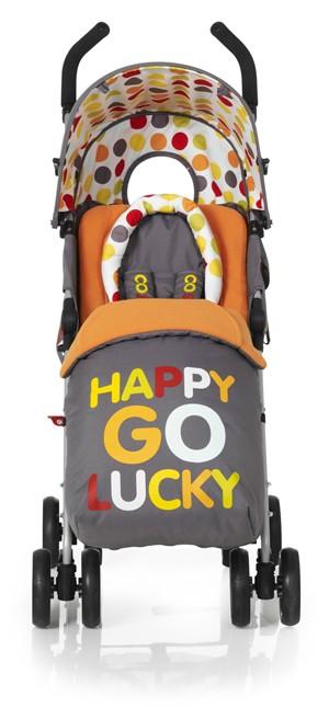 Cosatto - Carucior Swift Lite Supa HAPPY GO LUCKY