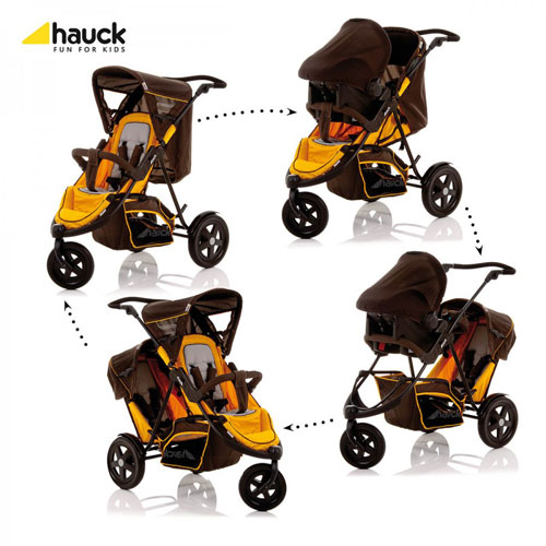Hauck - Carucior Shop and Drive Freerider SH12