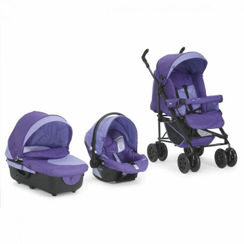Chicco - Carucior Trio Enjoy Fun purple gem
