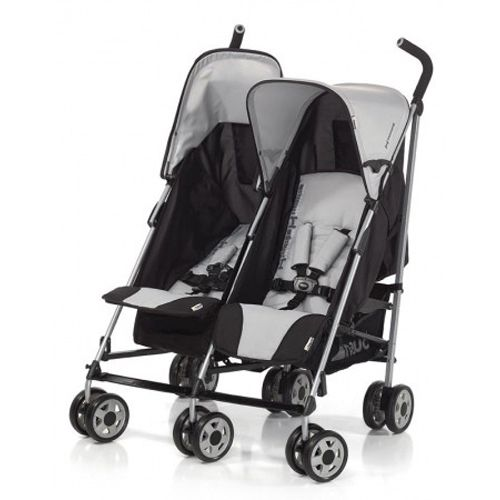 Hauck - Carucior Turbo 11 Duo H-Grey