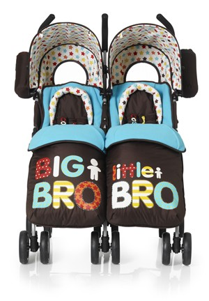 Cosatto - Carucior gemeni Cosatto You 2 Big  Little Bro