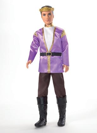 Barbie - Barbie - Barbie papusa printul Rapunzel