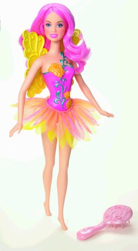 Barbie - Barbie papusa zana roz