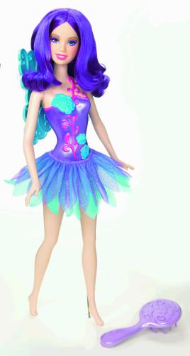 Barbie - Barbie papusa zana mov