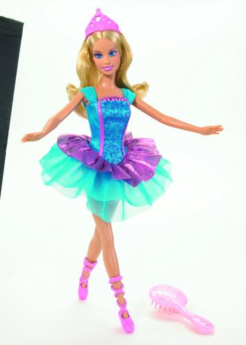 Barbie - Barbie balerina asst.