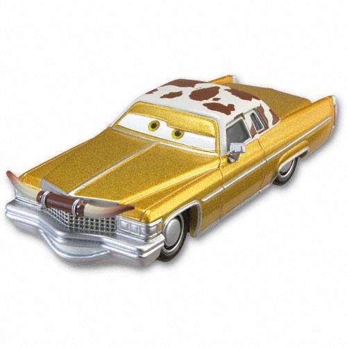 Disney Cars - Tex Dinoco