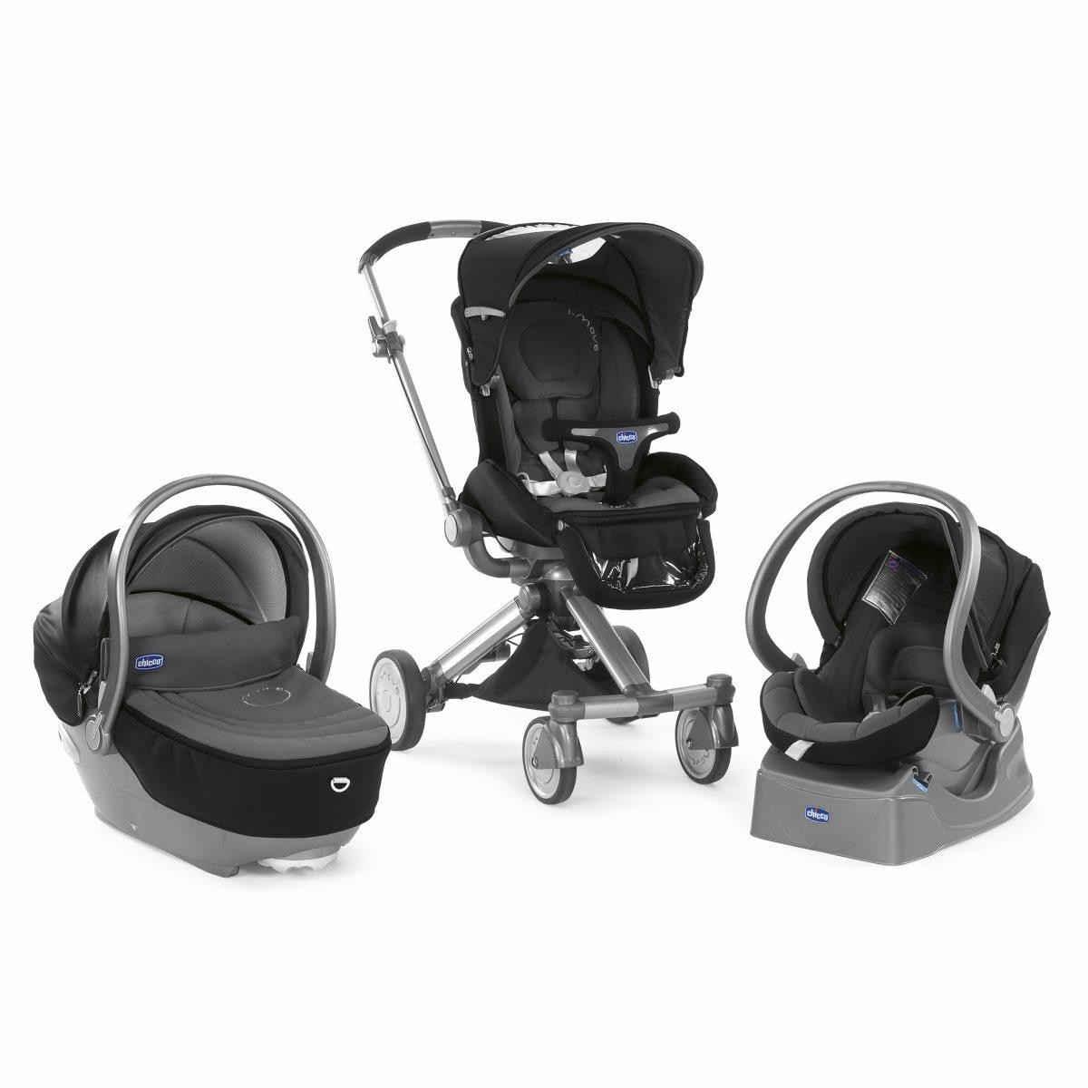 Chicco - Carucior  3 in 1 Trio I-Moven