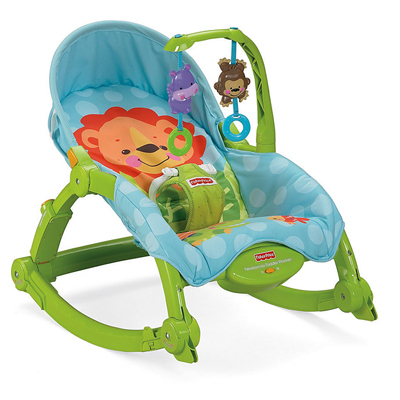 Balansoar Fisher-Price 2in1 Deluxe Precious Planet