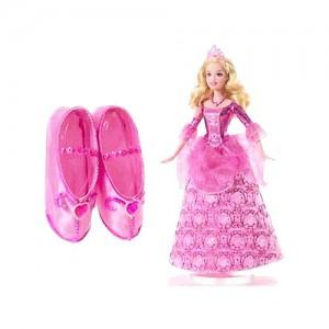 Barbie -Papusa cu Pantofi de Balet