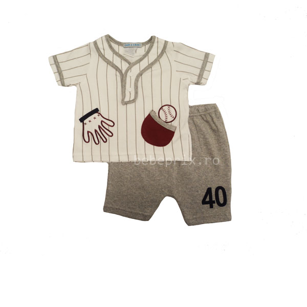 Ohm&Emmy - Costums bebe Baseball