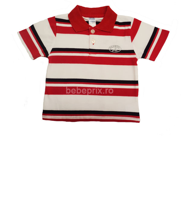 Carters - Tricou baieti Polo Rosu