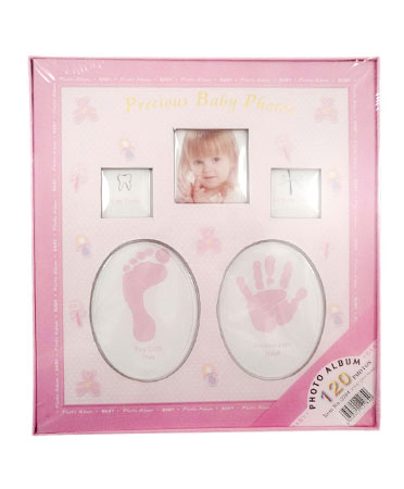 Baby Album - Album Babyprints roz