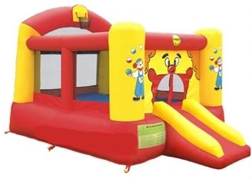 Happy Hop -  Saptiu de joaca Clown Hoop Bouncer