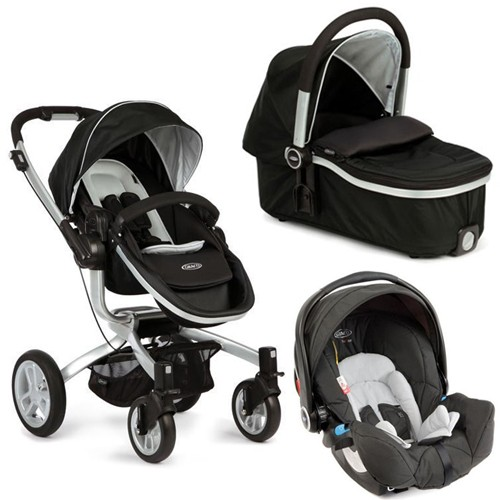 Graco - Carucior Symbio 3 in 1 - Moon