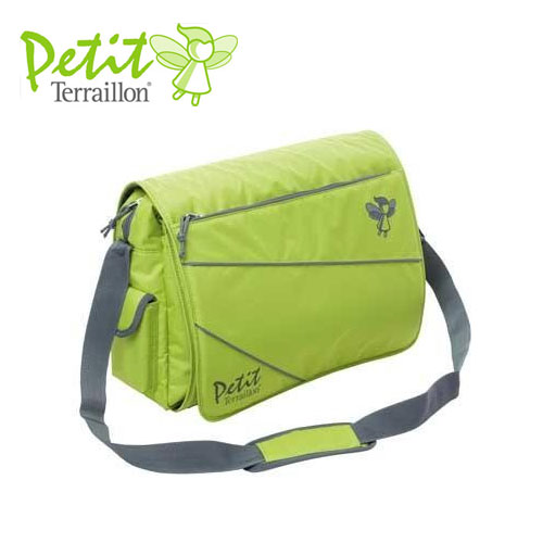 Petit Terraillon - Geanta transport evolutiva Green
