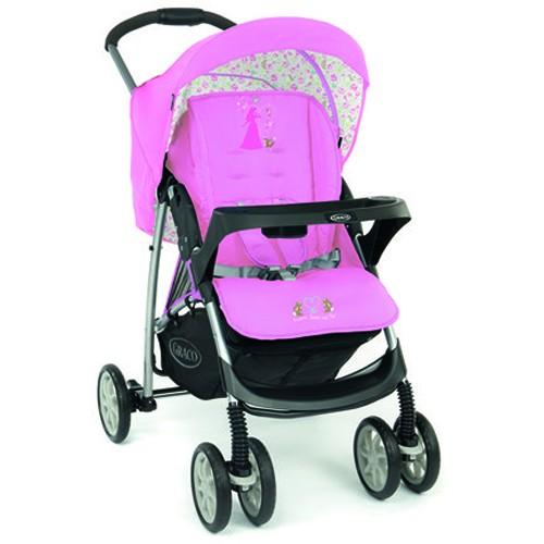 Graco - Carucior Mirage+ TS 2 in 1 - Princess Toddler