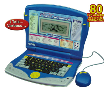 Startright - Bilingual Power Notebook