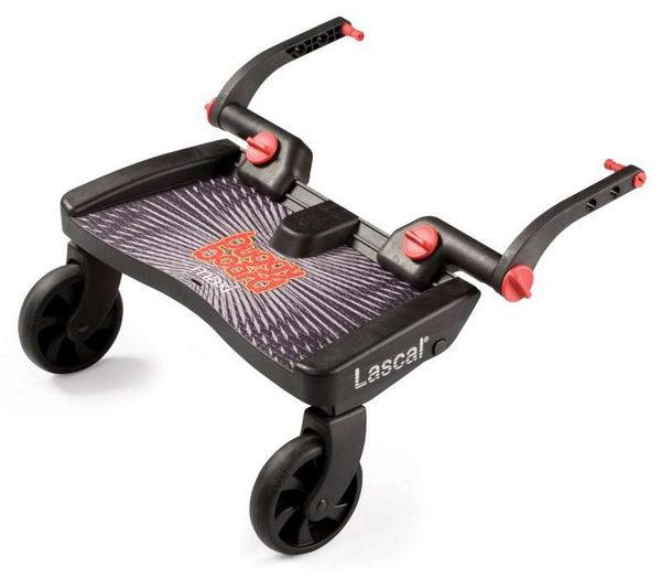 Lascal - Adaptor Buggyboard MAXI Red