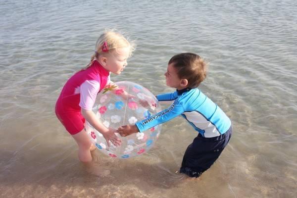 FREDS SWIM ACADEMY - Minge de plaja copii