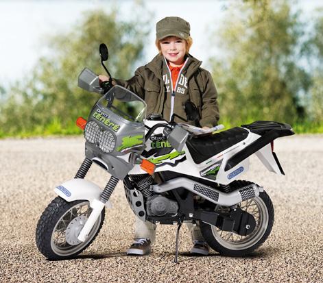 Peg Perego - Motocicleta Desert Tenere