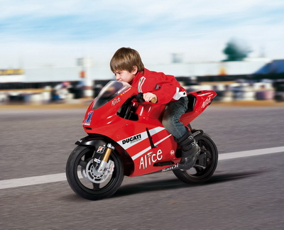 Peg Perego - Motocicleta Ducati Gp