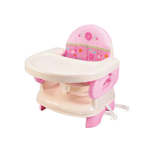 Summer Infant - Booster Pliabil Deluxe Pink