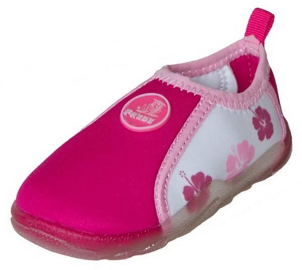 FREDS SWIM ACADEMY - Pantofi de plaja si apa copii, roz