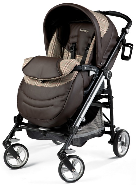 Peg Perego - Carucior Pliko Switch Easy Drive