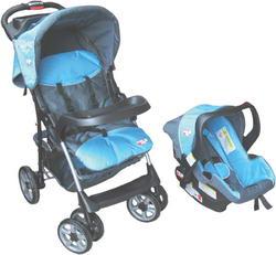 Primii Pasi - Sistem 2-in-1 Carucior + scaun auto