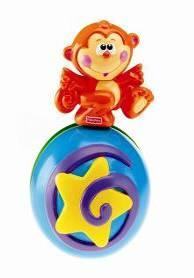 Fisher-Price - Minge Muzicala Distractiva