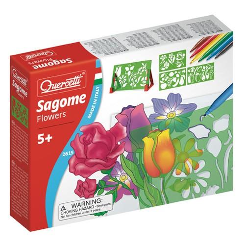 QUERCETTI - Sabloane flori si fructe