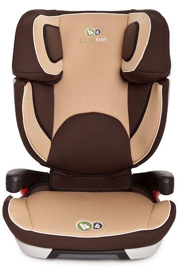 KinderKraft - Scaun auto Cocoon Brown Isofix