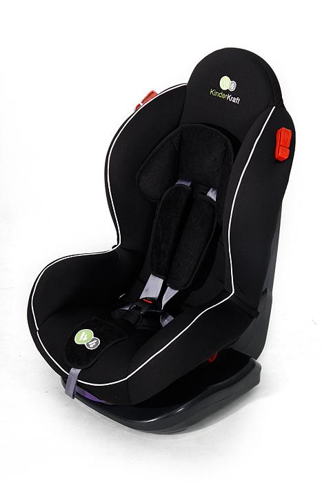KinderKraft - Scaun auto Shell Plus Black