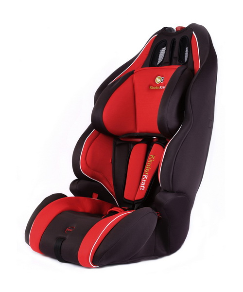 KinderKraft - Scaun auto Smart Red
